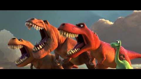 O Bom Dinossauro - 07 de Janeiro nos Cinemas - Spot Rugido 30'