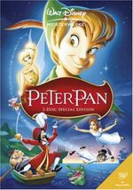Peter Pan 2007 Germany DVD