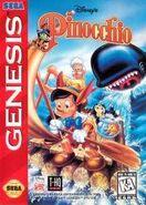 Pinocchio Genesis cover