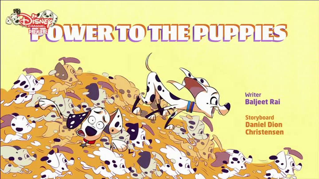 Power to the Puppies | Disney Wiki | FANDOM powered by Wikia
