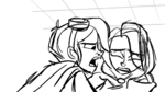 Queen for a Day storyboards 13