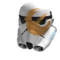 Rebel Stormtrooper Helmet (Roblox item)
