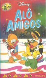 Saludos Amigos 2000 Brazil VHS