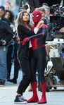 Spider Man Far From Home Behind the Scenes (7)