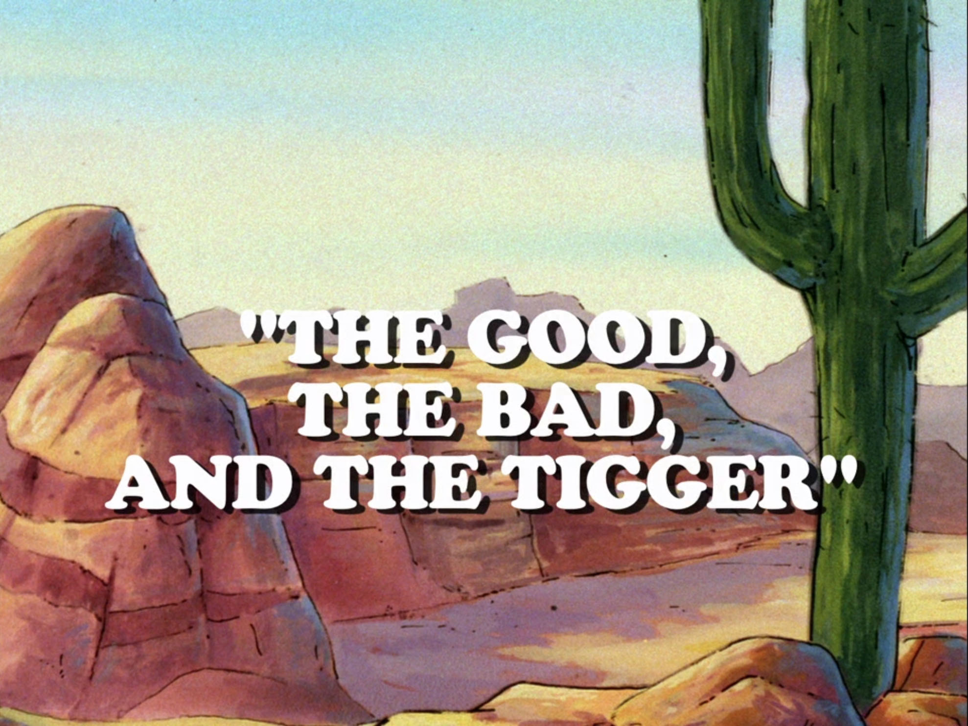 The Good The Bad And The Tigger Disney Wiki Fandom Powered By