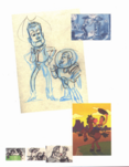 Toy Story sketchbook 015