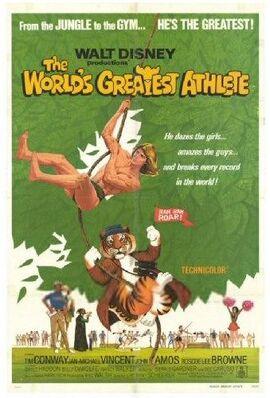 Worlds greatest athlete