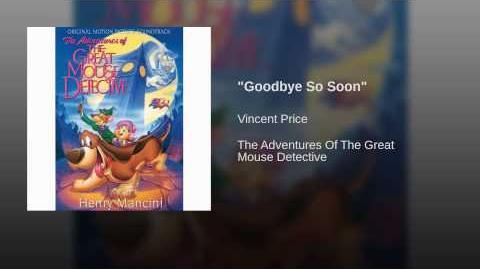 """""""Goodbye So Soon"""""""