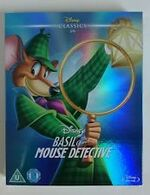 (Basil) The Great Mouse Detective O-Ring BD