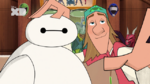Baymax and Fred 5