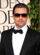 Brad Pitt 68th Golden Globes