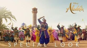 "Disney's Aladdin - ""World of Aladdin"" Special Look"