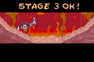 Disney's Magical Quest 3 Starring Mickey and Donald Stage Clear 3