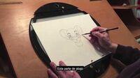 Disney Tutorial Cómo dibujar a Simba HD