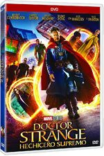 Doctor Strange Mexico DVD