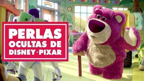 Easter Eggs de Disney・Pixar