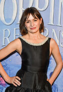 Emily Mortimer Mary Poppins Returns premiere