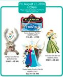 Frozen Pins 2014