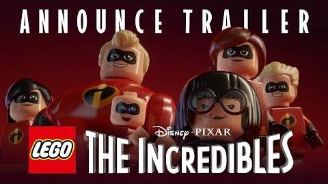 LEGO The Incredibles Official Announce Trailer