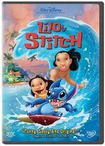Lilo&StitchDVD