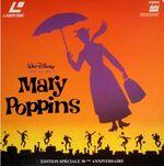 Mary Poppins 1995 France Laserdisc