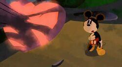 Mickeysheart blottakeaway
