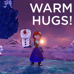 Olaf-Anna-Disney-INFINITY