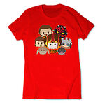 Phantom Menace Tsum Tsum T Shirt Female