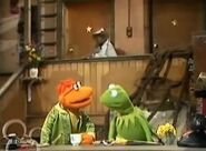 SCooter and Kermit