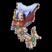 Santa's Reindeer KHII