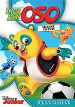 Special Agent OSO License to Play DVD