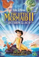 The little mermaid ii uk dvd