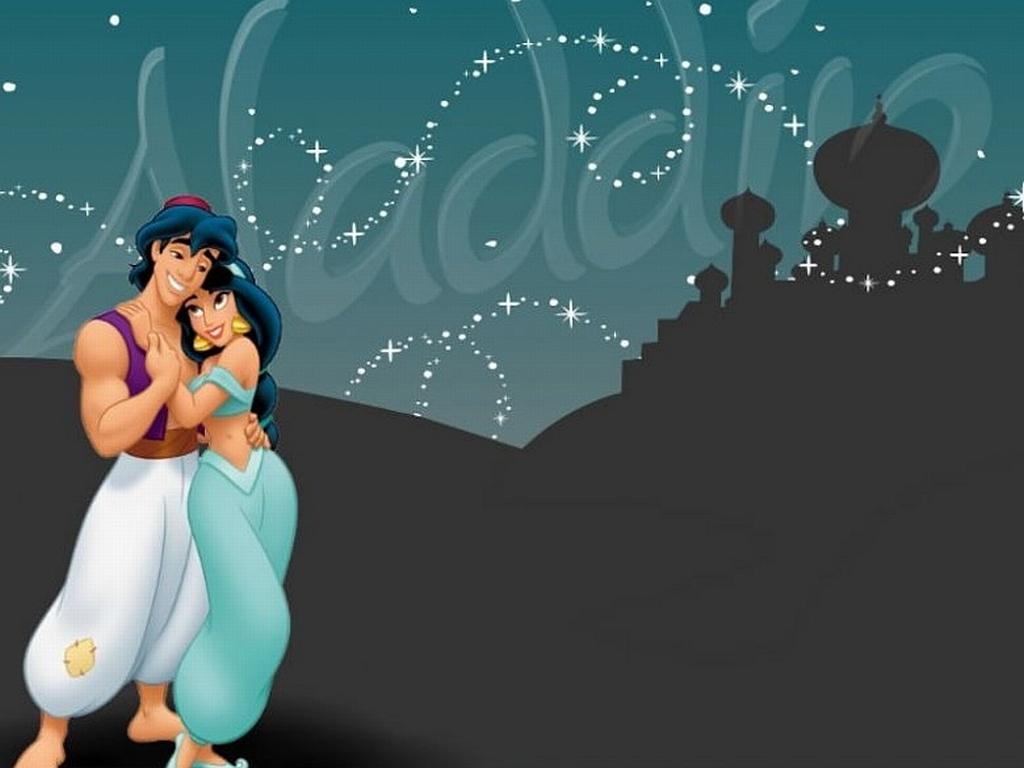 Image - Aladdin-and-Jasmine-Wallpaper-aladdin-6615721-1024-768.jpg ... for Princess Jasmine Aladdin Wallpaper  34eri