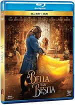 Beauty and the Beast 2017 Blu-Ray and DVD México