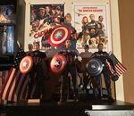Cap Trilogy collectables