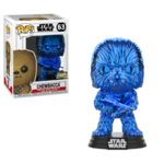 Chewbacca Blue Chrome POP