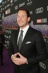 Chris Pratt Avengers EG premiere