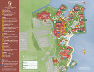 Disneys-Grand-Floridian-Resort-and-Spa Full map 19906
