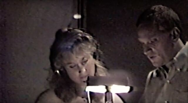 File:Howard Ashman with Jodi Benson recording.jpg