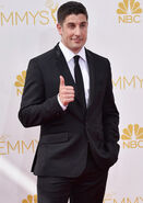 Jason Biggs 66th Emmys