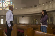 Luke Cage - 2x03 - Wig Out - Photography - James Lucas and Claire Temple