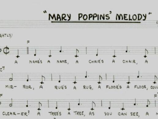 Mary Poppins Melody Disney Wiki Fandom Powered By Wikia