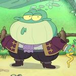 Mayor Toadstool