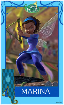 Pixie-Hollow-Games-Trading-Cards-Marina