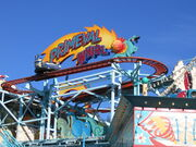 Primeval Whirl at Disney's Animal Kingdom Florida