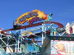 Primeval Whirl at Disney's Animal Kingdom Florida