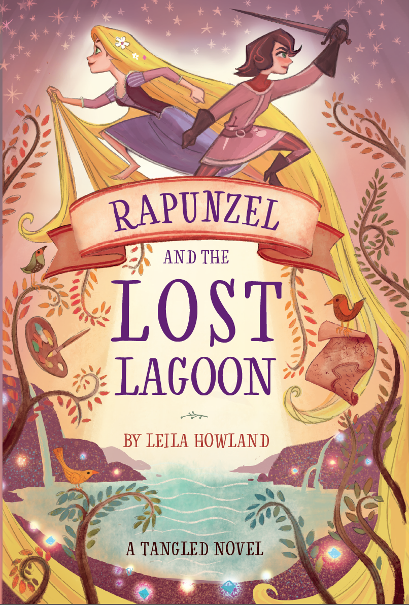 Rapunzel And The Lost Lagoon Disney Wiki Fandom
