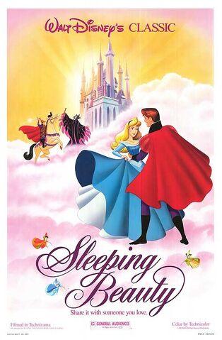 File:Sleeping Beauty 1990's Re-Release Poster.jpg