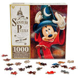 Sorcerer Mickey Mouse Jigsaw Puzzle