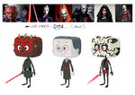 Star Wars Avatars Concept Art 2